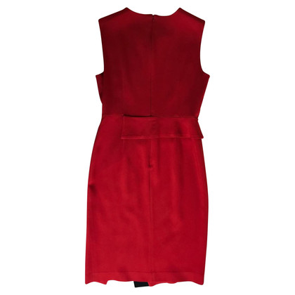 Sport Max Red sheath dress