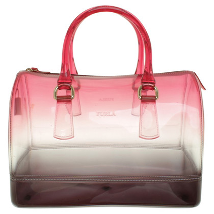 "Furla ""Candy Bag"" with color gradient"