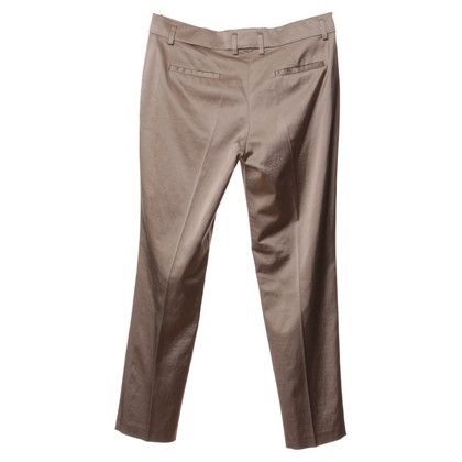 René Lezard Pants with satin shimmer