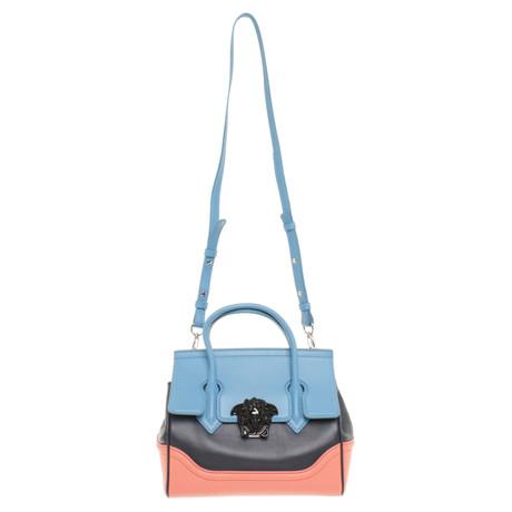 Einen Günstigen Preis Ziellinie Versace Tasche in Tricolor Bunt / Muster Brandneues Unisex Verkauf Online Rabatt DEeb2