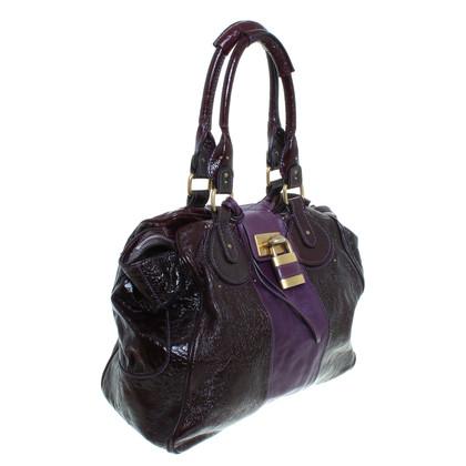 Chloé Patent leather handbag