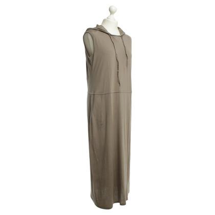 Max Mara Jersey dress with hood