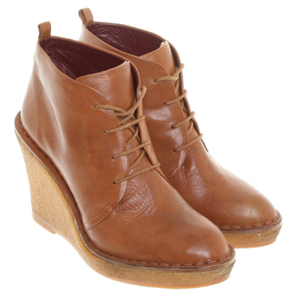 Marc by Marc Jacobs Ankle boots in Brown