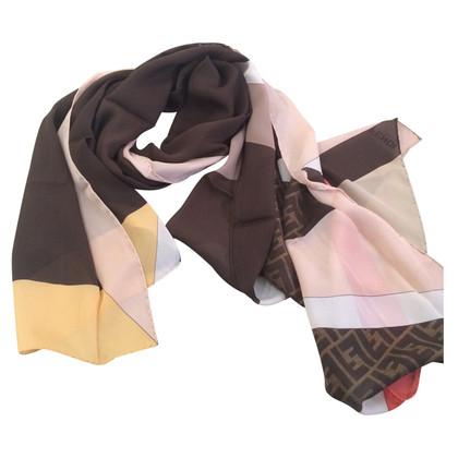 Fendi Seiden-Schal