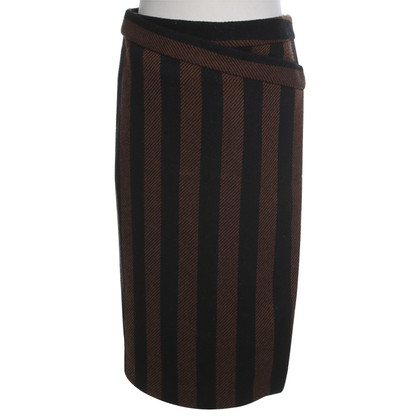 By Malene Birger skirt in black / brown