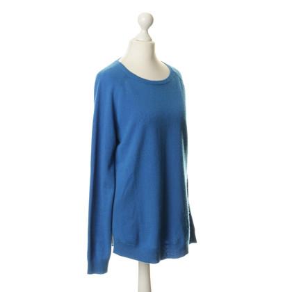 FTC Maglione di cashmere in blu