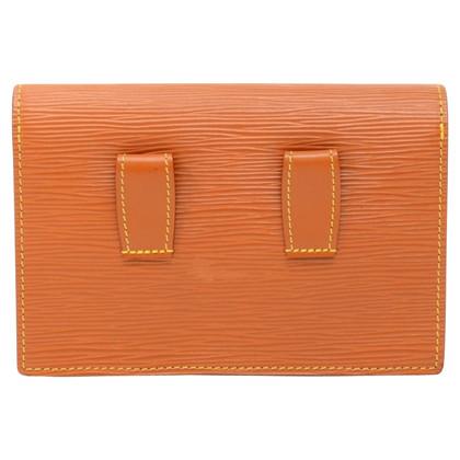 """Louis Vuitton """"Pochette Ceinture Epi Leather"""""""