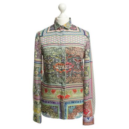 Just Cavalli Blouse pattern mix