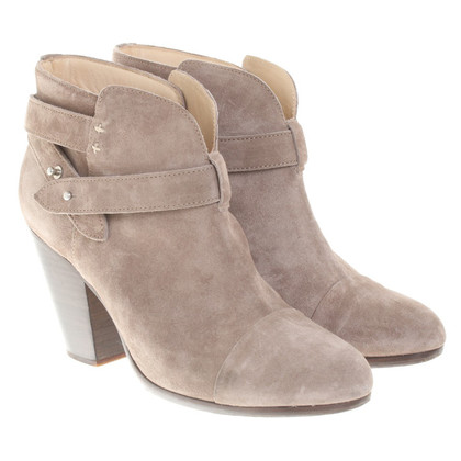 Rag & Bone Ankle boots in beige