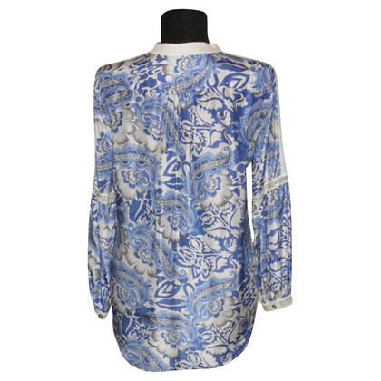 Lorna Bosè Silk blouse with great patterns