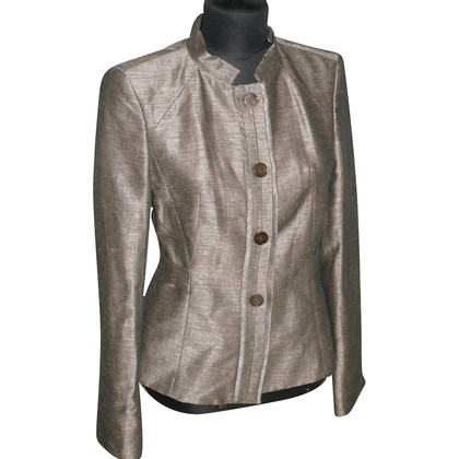 Hugo Boss Blazer grigio marrone