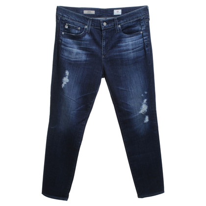 Adriano Goldschmied Jeans in Medium Blue