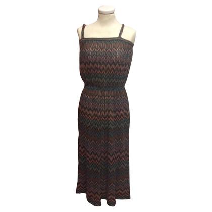 Missoni Strap dress in multicolor
