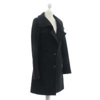 Drykorn Black short coat