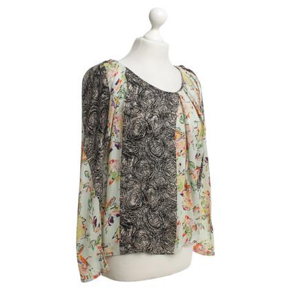 Kenzo zijden blouse