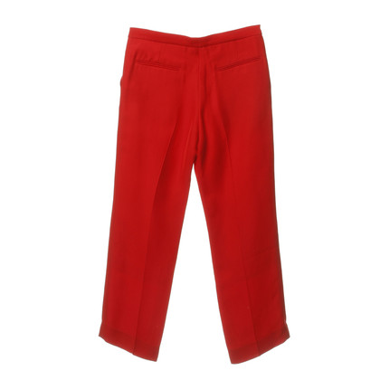 Marni Pants in signal red