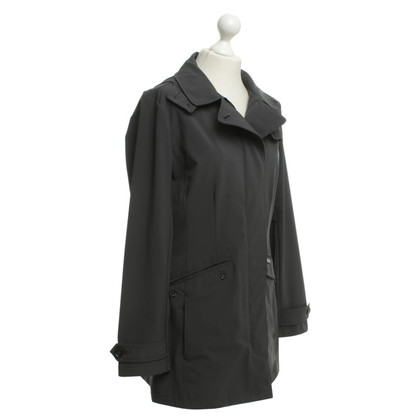 Woolrich Trench in grigio scuro