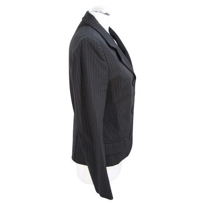 Versace Striped blazer