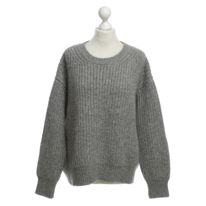 Closed Oversized-Strickpullover