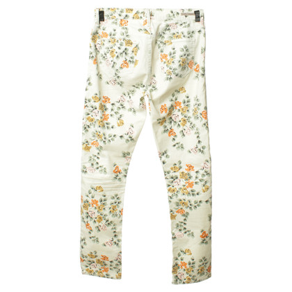 Citizens of Humanity Jeans met bloemenprint