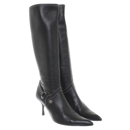 Céline Leather boots