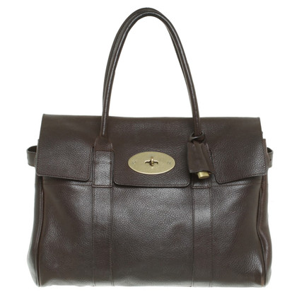 Mulberry 'Bayswater bag' in Brown