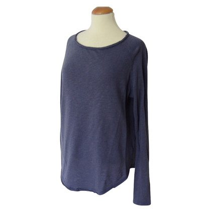 American Vintage Taubenblaues Sweatshirt