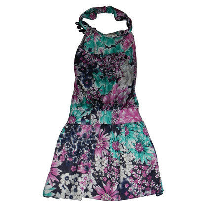Elisabetta Franchi dress with flowers
