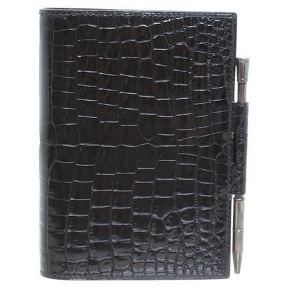 Hermès Rubrica, pelle di coccodrillo