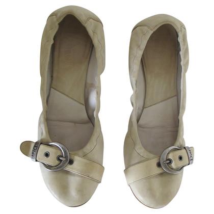 Christian Dior ballerina Flats