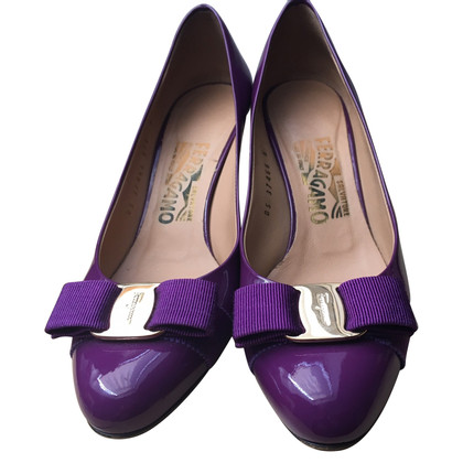 Salvatore Ferragamo Pump Shoes Ferragamo