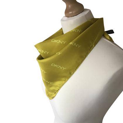 DKNY silk scarf
