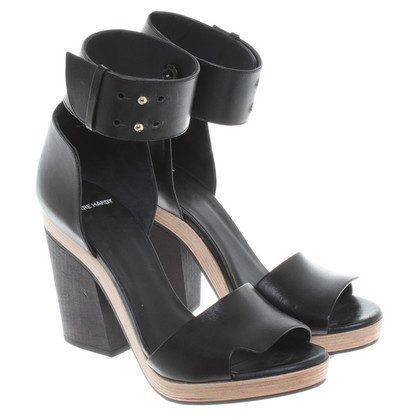 Pierre Hardy Sandals in black