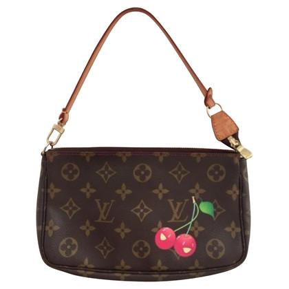 """Louis Vuitton """"Pochette Accessoires Monogram Cerises"""""""