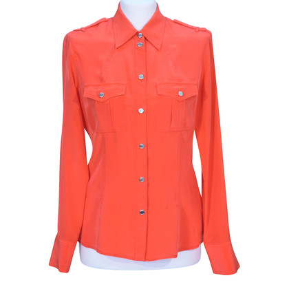 Karen Millen Oranges Hemd