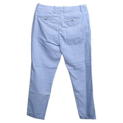 Closed Chinos in Blu / Bianco