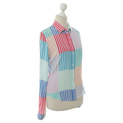 Cacharel Blouse with stripe pattern