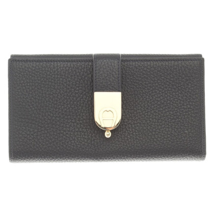 Aigner Wallet in blue