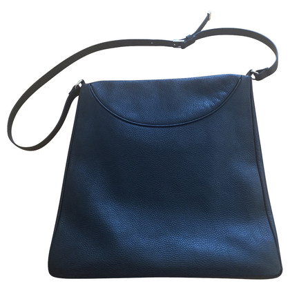 Aigner Leather Satchel
