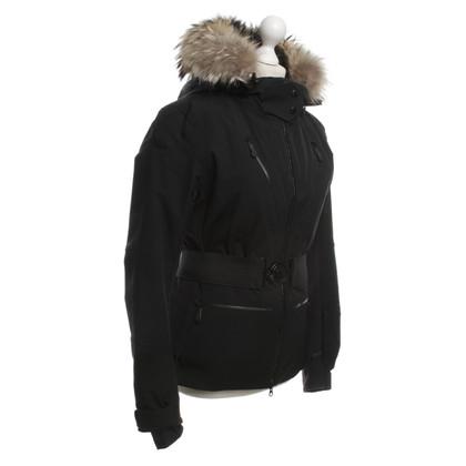 Moncler Winter jas met bont