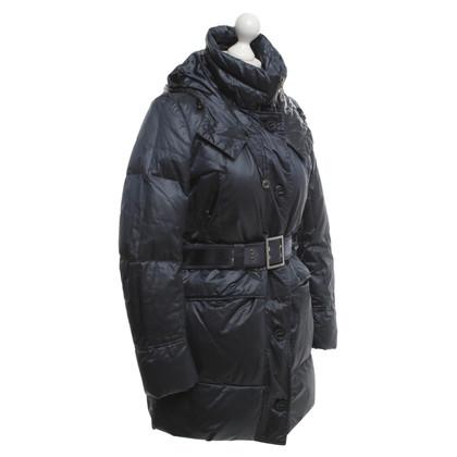Peuterey Winterjas in donkerblauw