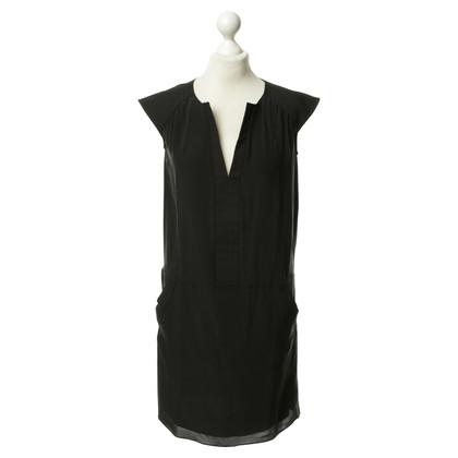 Comptoir des Cotonniers Kleid in Schwarz