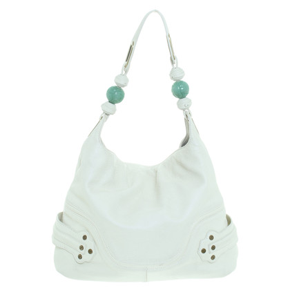 Other Designer Shanghai Tang - Handbag in white