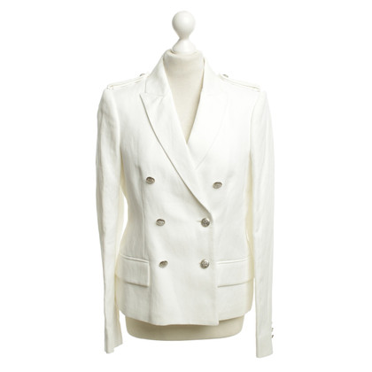 Joseph Blazer in White