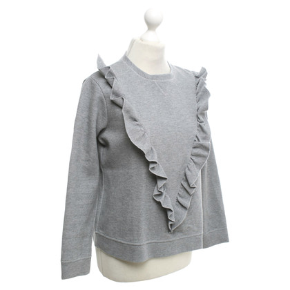 Red Valentino Sweater in grey