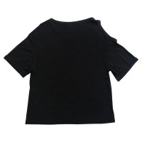 Acne T-Shirt mit Cut-Out
