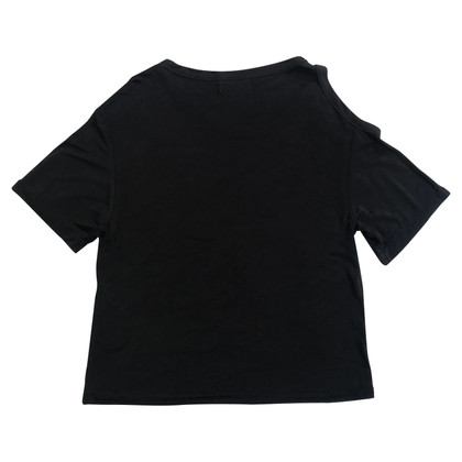 Acne T-shirt met uitsparing