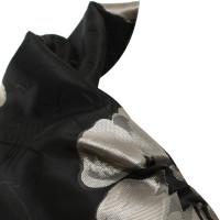 Armani Collezioni Blazer in Schwarz/Grau