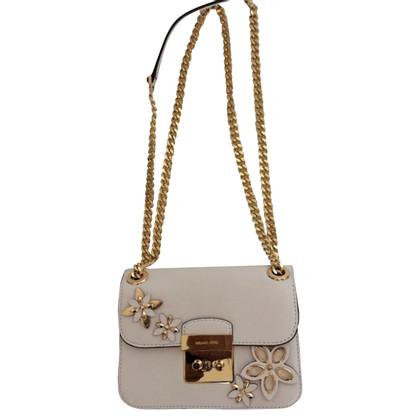 Michael Kors Handtasche in Weiß