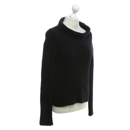 Joseph Kasjmier truien in zwart